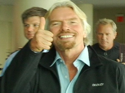 VIDEO: Richard Branson on selling the Virgin brand