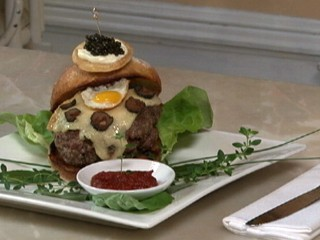 Watch: Real Whopper: Most Expensive Burger