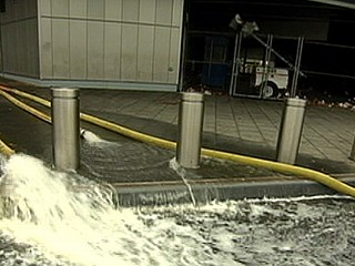 Watch: After Sandy, New York City Underwater, Cut Off