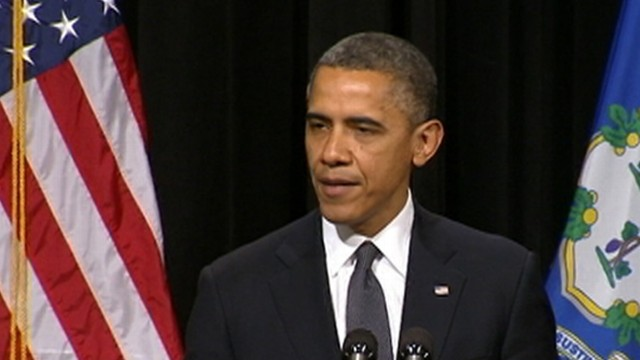 President Obama on Newtown Shooting: We Must Change
