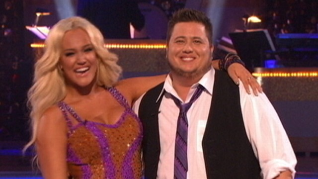 Chaz Bono Talks About His 'DWTS' Debut