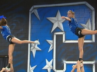 Watch: 'Cheer': Inside the World of High-Pressure Competitive Cheerleading