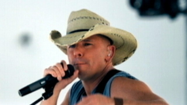 Kenny Chesney on Music, Love and Fame
