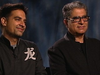 Watch: Deepak Chopra: 'I Am Detached as a Father'