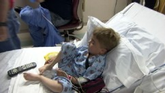 VIDEO: Months after Colter Meinarts first transplanted heart failed, he got another.