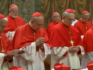 Watch: Electing a Pope: Cardinal Describes Weight of Conclave Vote