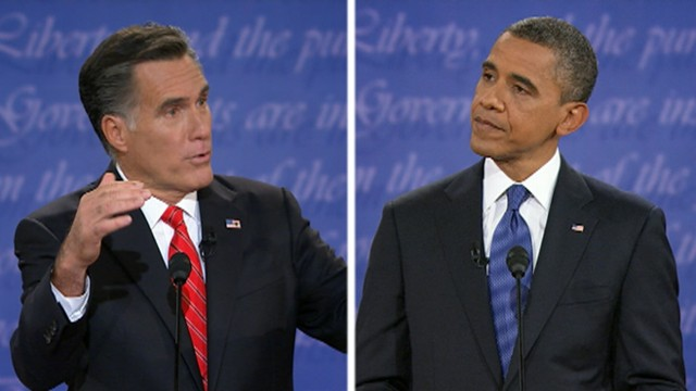 Obama vs. Romney: The First Debate