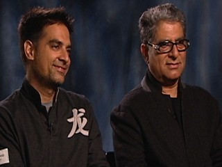 Watch: Deepak Chopra, As Told by His Son