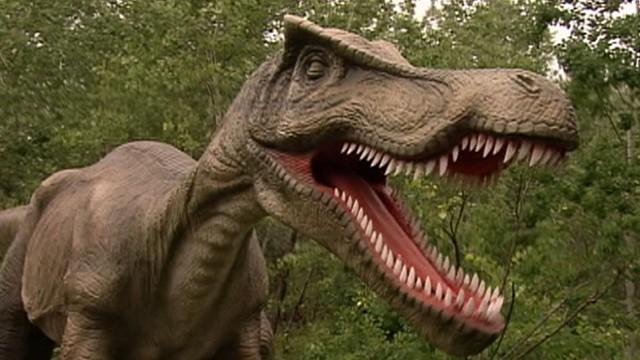 Jersey-Saurus: ?Real-Life? Dino Park
