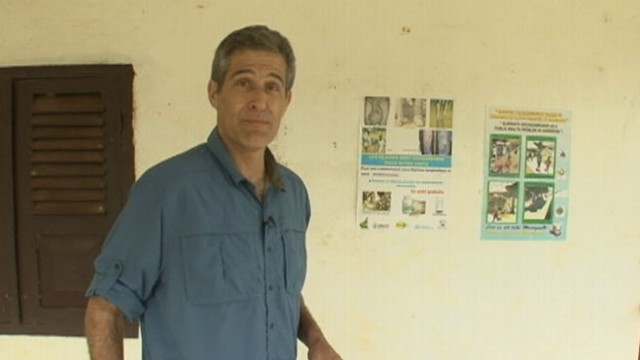 VIDEO: Dr. Richard Besser points out diseases afflicting the impoverish Cameroon.