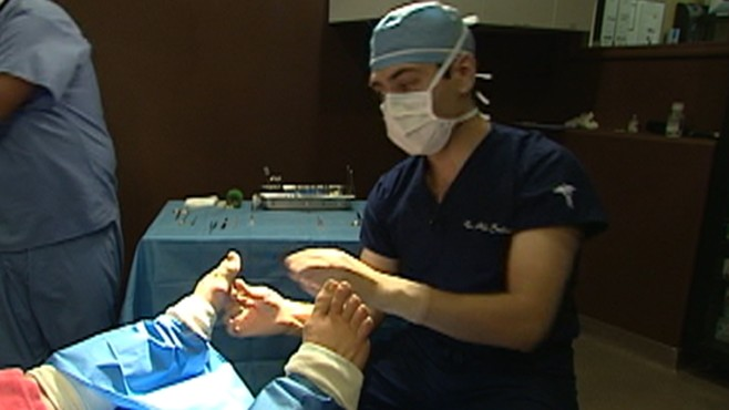 Plastic Surgery for Feet
