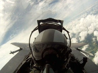 Watch: Female Fighter Pilot Breaks Gender Barriers