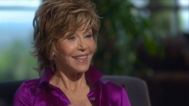 Jane Fonda on Love, Sex and Getting Old