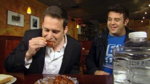 VIDEO: John Berman Takes on Spicy Wings