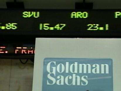 Goldman and Greed