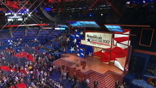 Republican National Convention: Political Frenemies