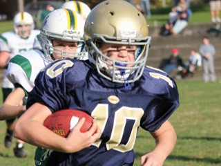 Watch: Girl, 11, Allowed to Play Football, Archbishop Rules