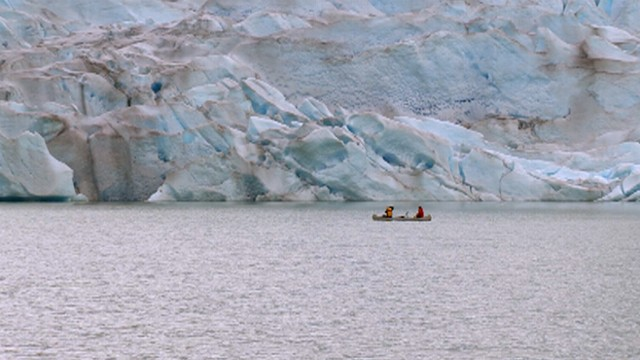 Chasing Ice: Time-Lapse Cameras Capture Rapidly Melting Glaciers