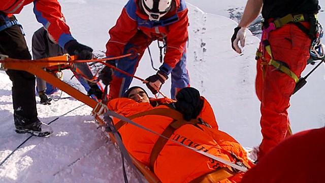 Volunteer Forces Make Daring Iceland Glacier Rescues