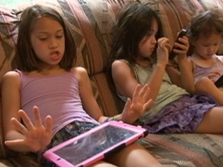 Watch: Generation iPad: Could Device Hurt Toddlers' Development?