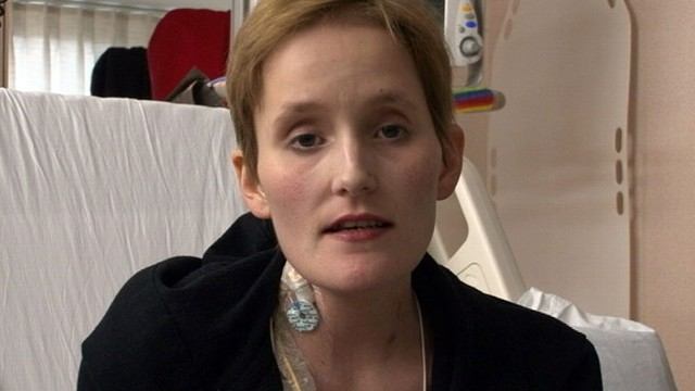 VIDEO: Jessica Danielson, 30, has been waiting for a heart transplant for seven years.