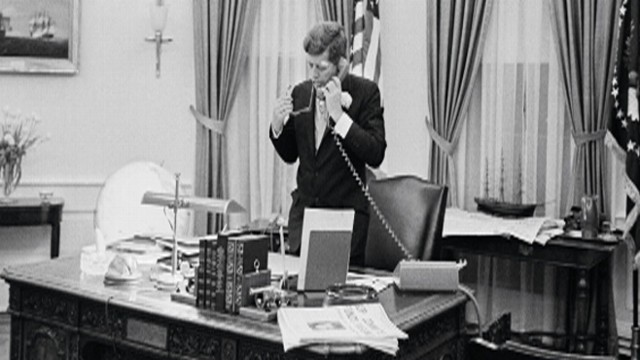 the jfk tapes secret oval office recordings video abc news
