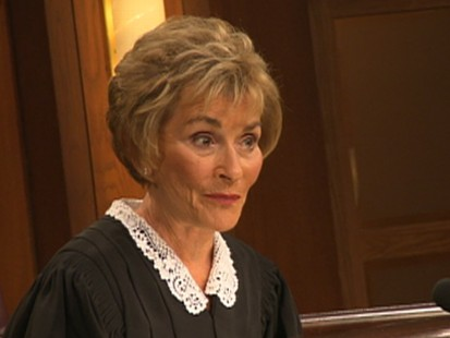 Judge Judy: Order in the Court