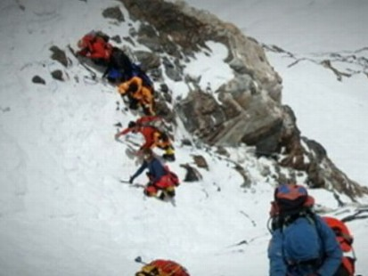 Doomed Expedition on K2