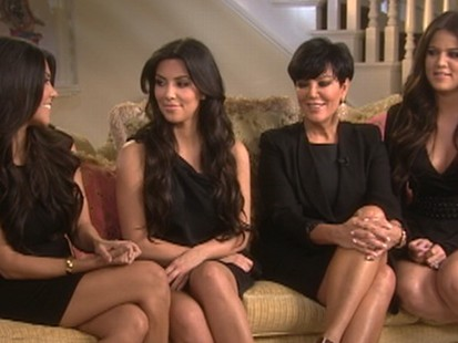 The Kardashians: Reality Show Darlings