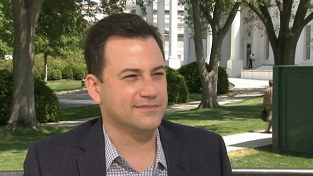 Jimmy Kimmel: Ripping on the President