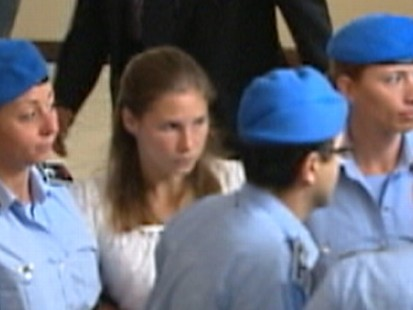 Amanda Knox: On Trial For Her Life