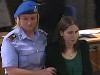 Watch: Amanda Knox 'Shocked' Over New Murder Trial