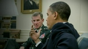 Gen. McChrystal Under Fire