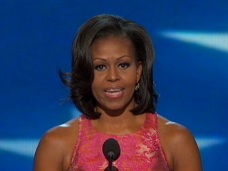 Watch: Michelle Obama: Wife of the Party
