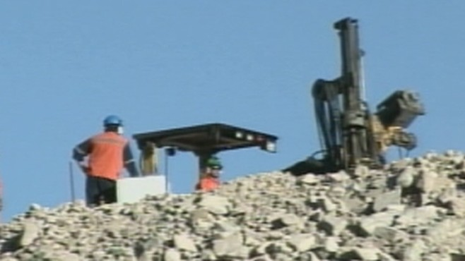 Chilean Miners: Trapped Underground