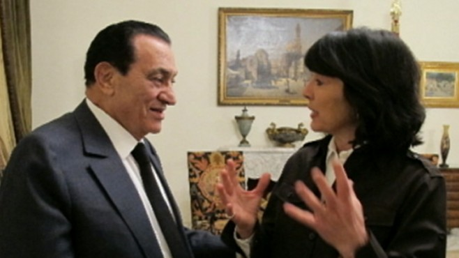 Hosni Mubarak Exclusive