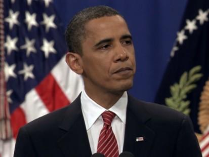 Obamas Defining Moment
