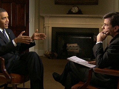 Nightline Exclusive: The President