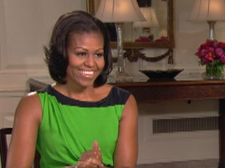Watch: Michelle Obama on Keeping Marriage, Politics Separate