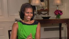 Michelle Obama on Keeping Marriage, Politics Separate