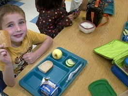 Video: Cafeteria 'Boot Camp' Saves School Lunch