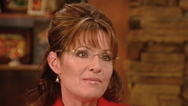 Palin for President?