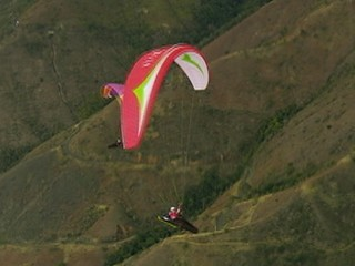 Watch: Paragliding Adventure in Colombia