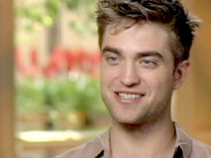 "VIDEO: Star says he took pill to calm his nerves before ""Twilight"" audition."