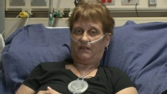 VIDEO: Penny Pearson, 58, from Hadley, Minn is waiting for a lung transplant.