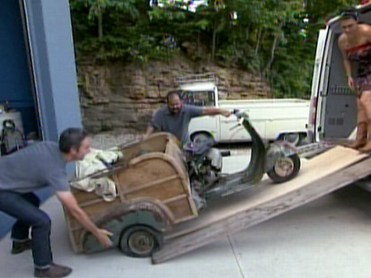 American Pickers: Trash to Treasure