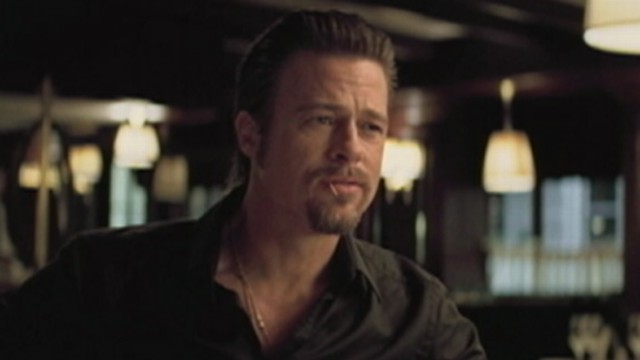 Brad Pitt on Killing Them Softly, Chanel Ad