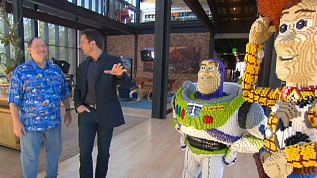Inside Pixar: The Fun Factory