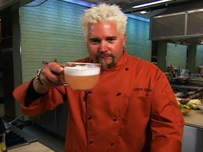 VIDEO: Guy Fieri Platelist