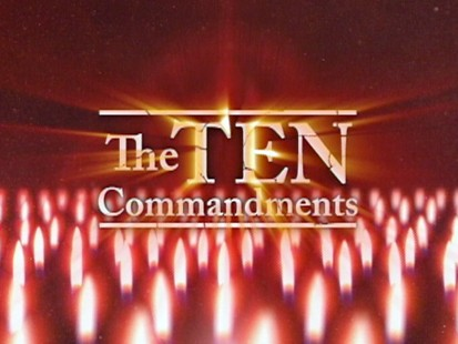 VIDEO: Which Commandment Are You Breaking? Promo